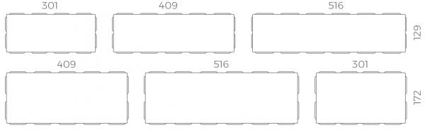 lineage wysokosci